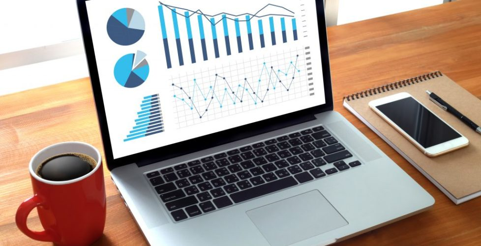 Statistics Analysis Business Data Diagram Growth Increase Market